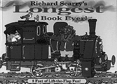 Richard Scarry's Longest Book Ever!