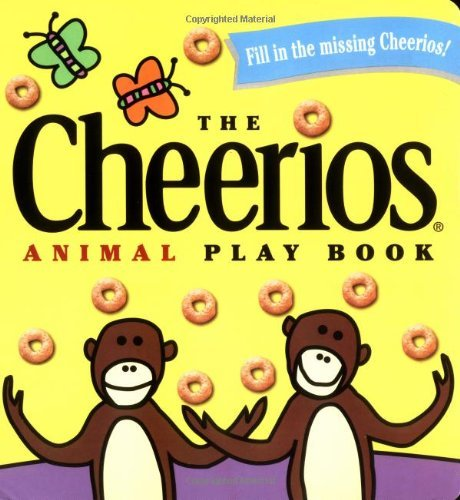The Cheerios Animal Play Book 9780689830143