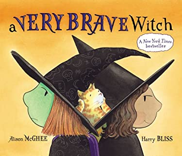 A Very Brave Witch 9780689867316