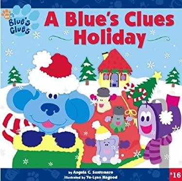 A Blue's Clues Holiday 9780689867972