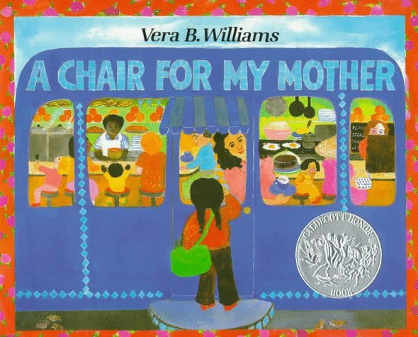 A Chair for My Mother 9780688009151