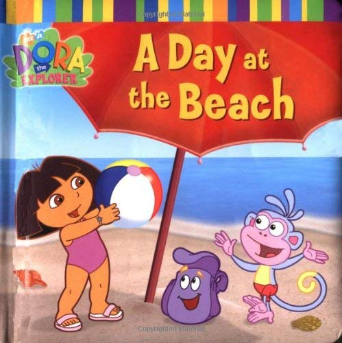 A Day at the Beach 9780689854828