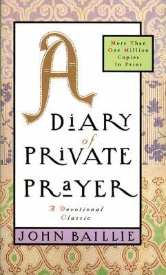 A Diary of Private Prayer 9780684824987