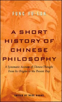 A Short History of Chinese Philosophy 9780684836348