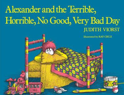 Alexander and the Terrible, Horrible, No Good, Very Bad Day 9780689711732