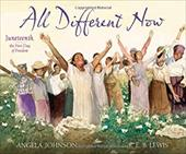 All Different Now: Juneteenth, the First Day of Freedom 22212907