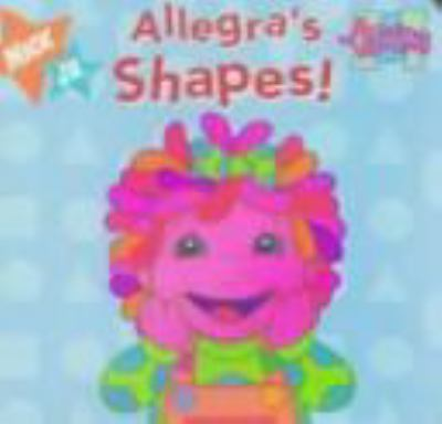 Allegra's Shapes: Allergra's Window Little Chubby Board Book 9780689808432