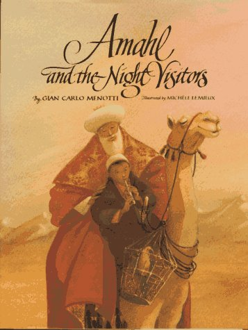 Amahl and the Night Visitors 9780688054267