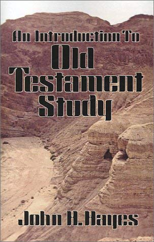 An Introduction to Old Testament Study 9780687013630