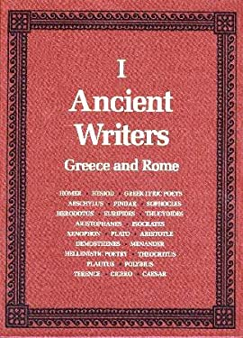 Ancient Writers: Greece & Rome 9780684165950