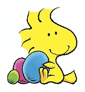 Baby Woodstock's Easter Eggs 9780689857829