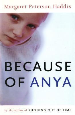 Because of Anya 9780689832987