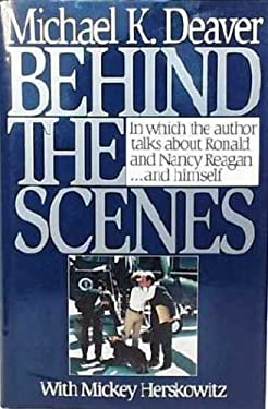 Behind the Scenes: In Which the Author Talks about Ronald and Nancy Reagan... and Himself