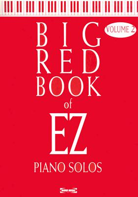 Big Red Book of EZ Piano Solos, Volume 2