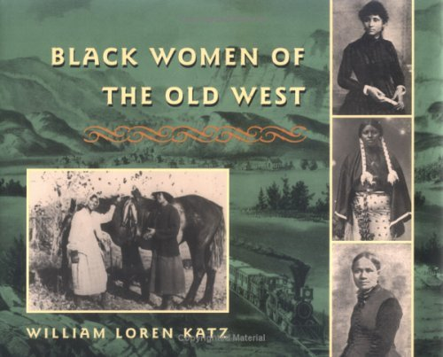Black Women of the Old West 9780689319440