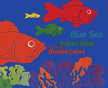Blue Sea 9780688115098
