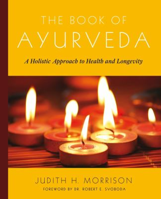The Book of Ayurveda 9780684800172