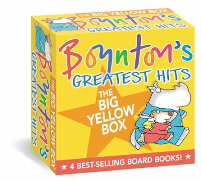 Boynton's Greatest Hits: Volume 2/The Going-To-Bed Book; Horns to Toes; Opposites; But Not the Hippopotamus 9780689826634