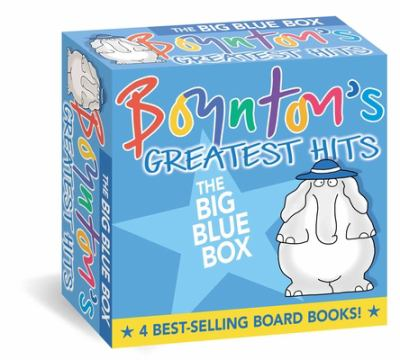 Boynton's Greatest Hits: Volume 1/Blue Hat, Green Hat; A to Z; Moo, Baa, La La La!; Doggies 9780689823220