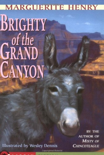Brighty: Of the Grand Canyon 9780689714856