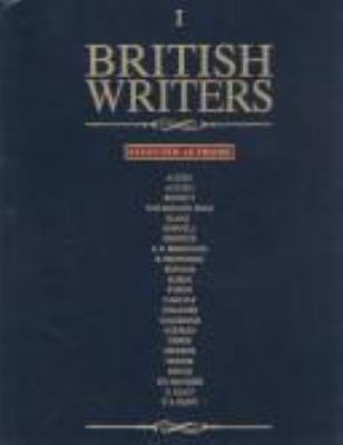 British Writers: Selected Authors 9780684805184