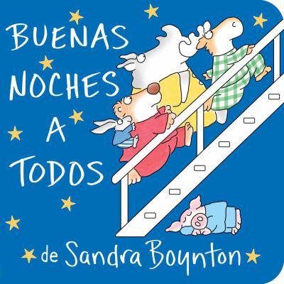 Buenas Noches A Todos 9780689866524