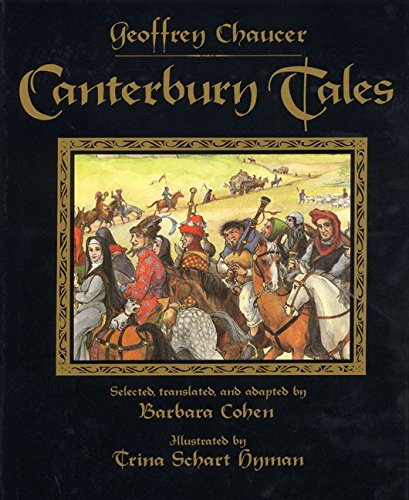 Canterbury Tales 9780688062019