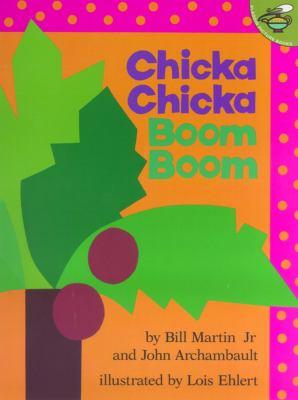 Chicka Chicka Boom Boom 9780689835681