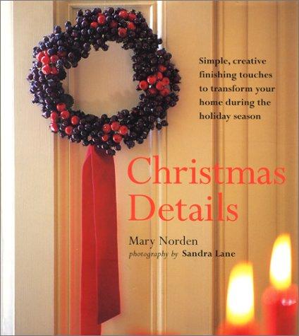 Christmas Details 9780688174293