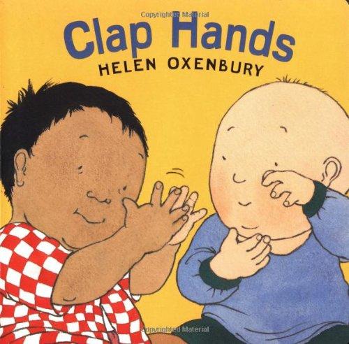 Clap Hands 9780689819841