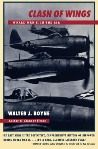 Clash of Wings: World War II in the Air 9780684839158
