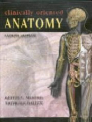 Clinically Oriented Anatomy 9780683061413