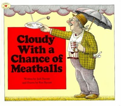 Cloudy with a Chance of Meatballs 9780689707490