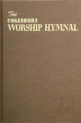 Cokesbury Worship Hymnal Brown 9780687088638