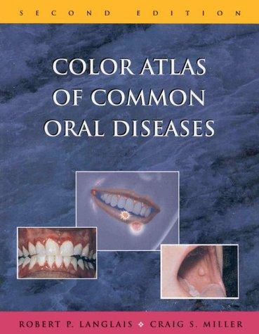 Color Atlas of Common Oral Diseases 9780683301731
