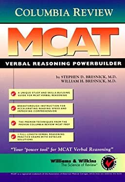 Columbia Review MCAT Verbal Reasoning PowerBuilder 9780683300734