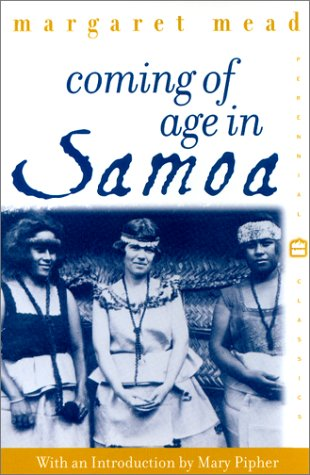 Coming of Age in Samoa: A Psychological Study of Primitive Youth for Western Civilisation 9780688050337