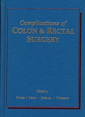 Complications of Colon and Rectal Surgery 9780683300338