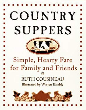 Country Suppers 9780688152239