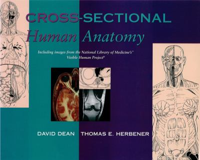 Cross-Sectional Human Anatomy 9780683303858