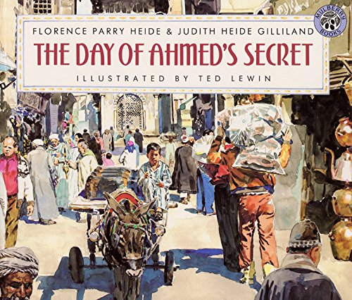 Day of Ahmed's Secret 9780688140236