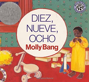 Ten, Nine, Eight (Spanish Edition): Diez, Nueve, Ocho 9780688154684