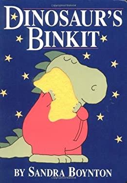 Dinosaur's Binkit 9780689822032