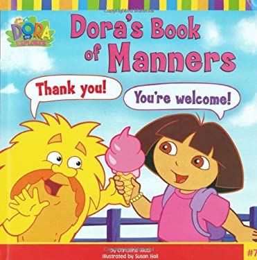 Dora's Book of Manners 9780689865336