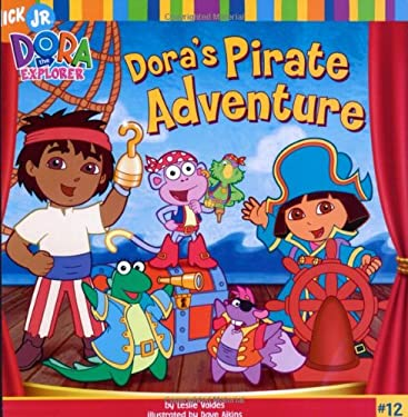 Dora's Pirate Adventure 9780689875830