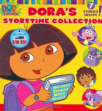 Dora's Storytime Collection 9780689866234