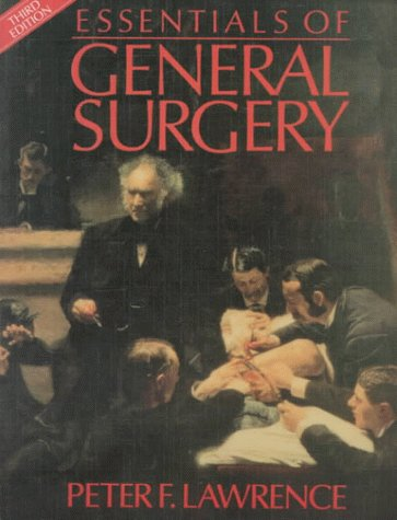 Essentials of General Surgery 9780683301335