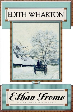 A comparison of the book and movie of ethan frome