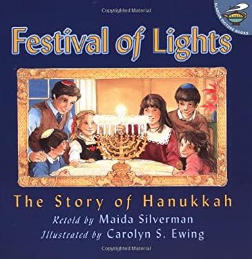 Festival of Lights: The Story of Hanukkah 9780689830839