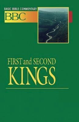 Basic Bible Commentary Volume 6 First and Second Kings 9780687026258